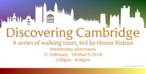 Discovering Cambridge