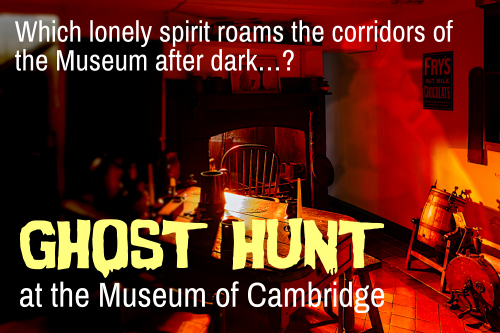 Ghost Hunt in May