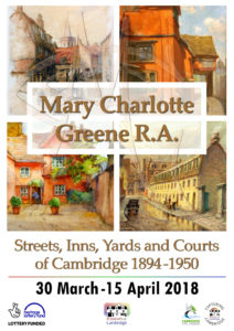 Mary Charlotte Greene RA