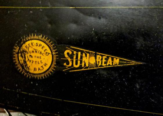 The Sunbeam Logo