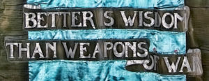 Better is Wisdom Than Weapons of War