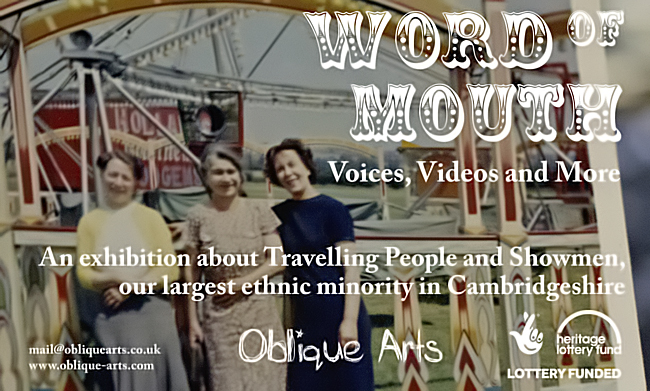 Word of Mouth Banner