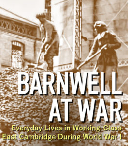 Barnwell at War website side banner