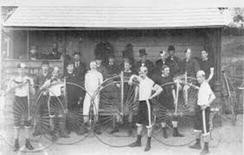 Cambridge Cycling Pioneers