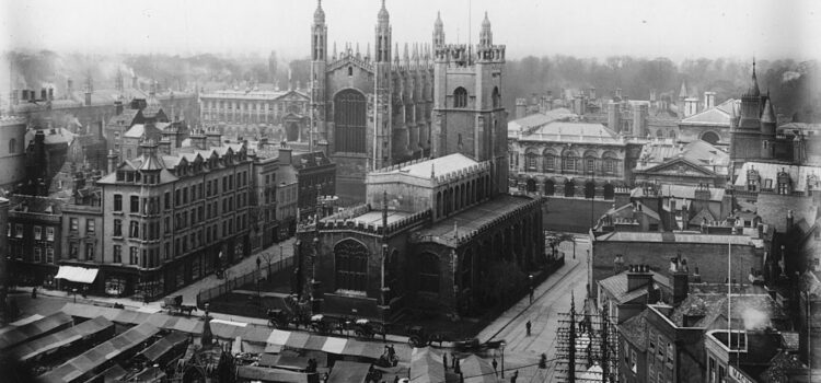 Cambridge Talks: Cambridge 1888-1990, A Chronicle of an English University City