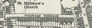 The Bombing of Vicarage Terrace