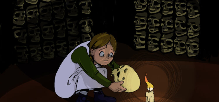October Half-Term Spooky Stories